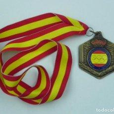 Coleccionismo deportivo: MEDALLA DE LA REAL FEDERACION DE TIRO OLIMPICO, CAMPEONATO ESPAÑA ARMAS HISTORICAS, PAULY, EQUIPO 3º. Lote 71517699