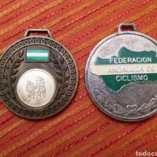 Coleccionismo deportivo: LOTE MEDALLAS CICLISMO. Lote 73817773