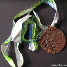 Collectionnisme sportif: STRAMILANO 1993 - MEDALLA DE LA CONOCIDA PRUEBA ATLÉTICA ANUAL EN MILÁN. Lote 74145975