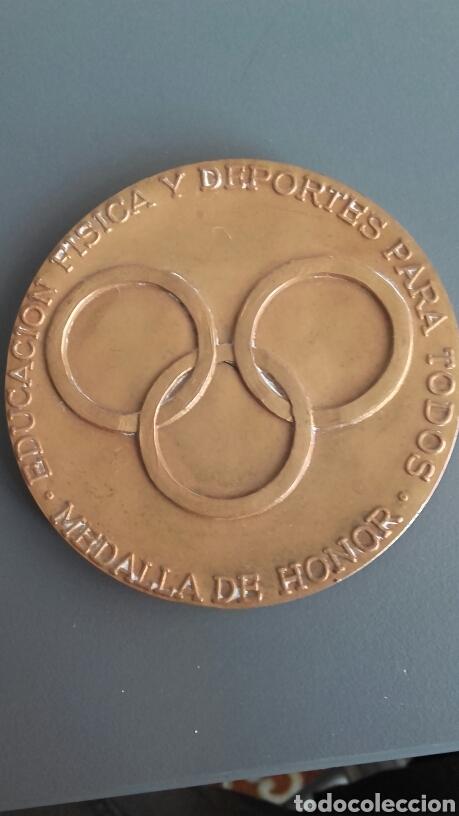 MEDALLA VALLMITJANA MEDALLA DE HONOR (Coleccionismo Deportivo - Medallas, Monedas y Trofeos - Otros deportes)