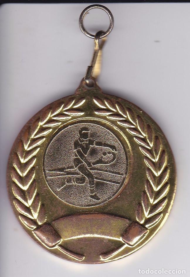 MEDALLA DE LA ESCUELA DE TENIS DE BADALONA TEMPORADA 2006-2007 (1ER CLASS) (Coleccionismo Deportivo - Medallas, Monedas y Trofeos - Otros deportes)