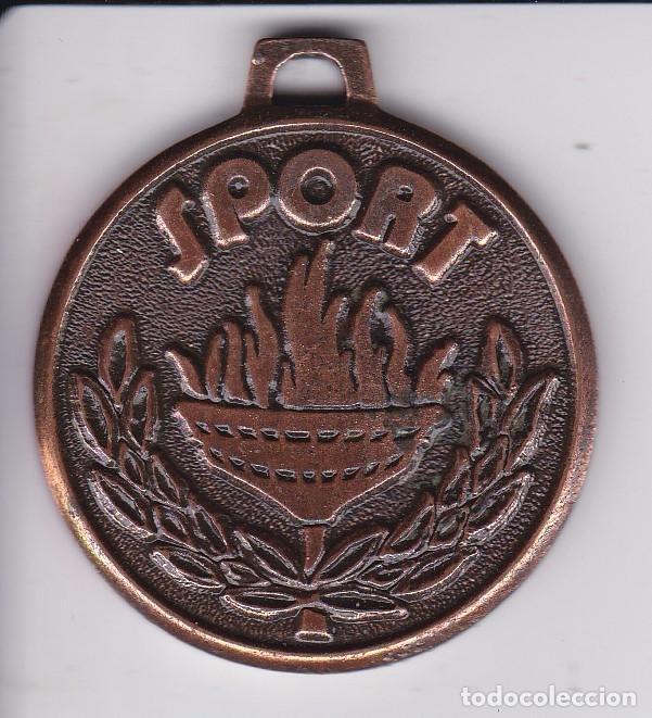 MEDALLA DE INTERTUR HOTELS DE SPORT (DEPORTE) (Coleccionismo Deportivo - Medallas, Monedas y Trofeos - Otros deportes)