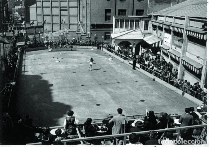 Coleccionismo deportivo: APOLO PATIN CLUB. BARCELONA. MEDALLA INAUGURACIÓN DEL CLUB. 15/9/1951. BUEN ESTADO. - Foto 3 - 82010624