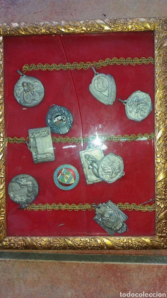 10 medallas ciclismo años 50 enmarcadas - Comprar en todocoleccion ...