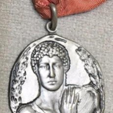 Coleccionismo deportivo: MEDALLA DEPORTIVA - FRENTE DE JUVENTUDES - ORENSE - 1956. Lote 87688448
