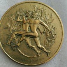 Coleccionismo deportivo: MEDALLA 6TH IAAF WORLD CHAMPIONSHIPS ATHENS 1997. CAMPEONATO MUNDIAL DE ATLETISMO ATENAS. GRECIA. Lote 89844247
