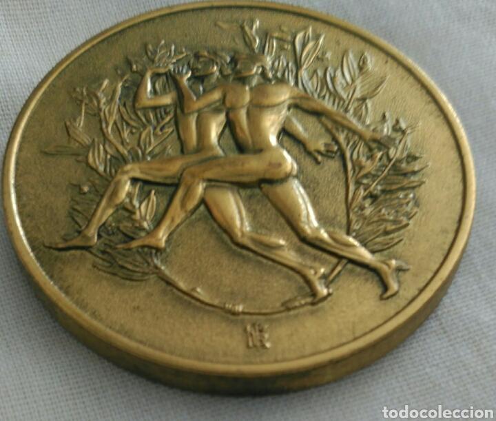 Coleccionismo deportivo: MEDALLA 6th IAAF WORLD CHAMPIONSHIPS ATHENS 1997. CAMPEONATO MUNDIAL DE ATLETISMO ATENAS. GRECIA - Foto 5 - 89844247