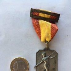 Coleccionismo deportivo: MEDALLA. CAMPEONATO NACIONAL DEL FRENTE DE JUVENTUDES H.1940?. Lote 91265308