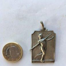 Coleccionismo deportivo: MEDALLA.CAMPEONATO NACIONAL FRENTE DE JUVENTUDES. (H.1940?). Lote 91265583