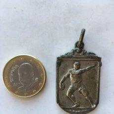 Coleccionismo deportivo: MEDALLA. CAMPEONATO NACIONAL DEL FRENTE DE JUVENTUDES (H.1940?). Lote 91266028