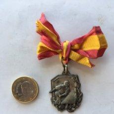 Coleccionismo deportivo: MEDALLA CAMPEONATO NACIONAL FRENTE DE JUVENTUDES (H.1940?). Lote 91266685