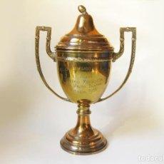 Coleccionismo deportivo: COPA DEL II PREMIO MOTORISTA DE LA VIRGEN BLANCA DE ALAVA - VITORIA 1951 - SR. DELEGADO DE HACIENDA. Lote 92773120