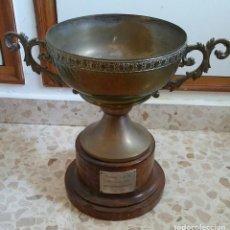 Coleccionismo deportivo: TROFEO DE PETANCA AÑO 1.991. Lote 93755825