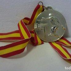 Coleccionismo deportivo: MEDALLA DE CAMPEON DE ESPAÑA EQUIPOS INFANTILES AÑO 2010. Lote 94606659