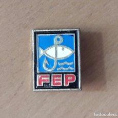 Coleccionismo deportivo: FEDERACIÓN ESPAÑOLA DE PESCA . Lote 97145215