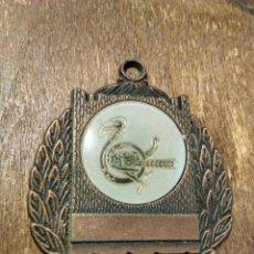 Coleccionismo deportivo: ANTIGUA MEDALLA LONDUBH FEIS. Lote 98867983