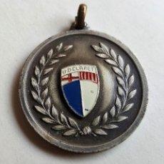Coleccionismo deportivo: MEDALLA U.D. CLARET XXV ANYS HOQUEI 1951 - 1976. Lote 99186447