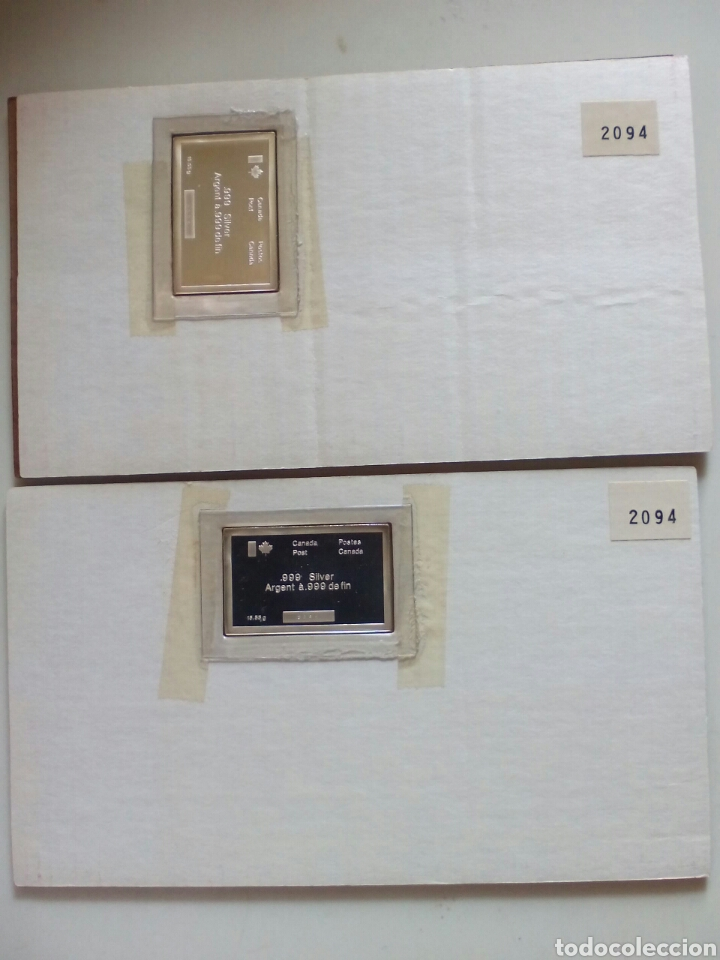 Coleccionismo deportivo: ESTUCHE CON 2 MONEDAS DE PLATA CONMEMORATIVA DE LAS OLIMPIADAS XXI DE MONTREAL 1976. - Foto 5 - 99291559