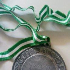 Coleccionismo deportivo: TRES ( 3 ) MEDALLAS CAMPEON DE ANDALUCIA 1.984 GRANADA. Lote 104033587
