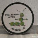Coleccionismo deportivo: PLATO - TROFEO II COPA DEL MUNDO DE PELOTA - FRONTON - ALMERIA 1999 . Lote 105652615