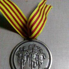 Coleccionismo deportivo: ANTIGUA MEDALLA ATLETISMO ATLETA. Lote 106575922