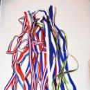 Coleccionismo deportivo: LOTE DE 18 MEDALLAS DEL TENIS .UCRANIA. Lote 107509747