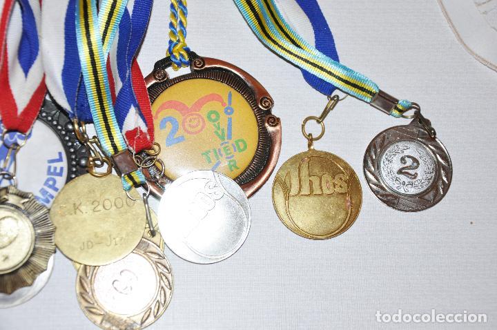 Coleccionismo deportivo: Lote de 18 Medallas del tenis .Ucrania - Foto 4 - 107509747