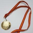 Coleccionismo deportivo: MEDALLA DE ORO - SIN INSCRIPCIONES - CAR05. Lote 109400215