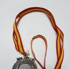 Coleccionismo deportivo: MEDALLA DE BRONCE - SIN INSCRIPCIONES - CAR05. Lote 109400315