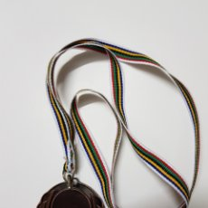 Coleccionismo deportivo: MEDALLA DE BRONCE - SIN INSCRIPCIONES - CAR05. Lote 109400392