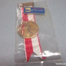 Coleccionismo deportivo: MEDALLA SPANIEN ÖSTERREICH SCHWEIZ - JUN. LA LANDERWET TK - ESPAÑA AUSTRIA - LANCHEN SUIZA 1972. Lote 110621863