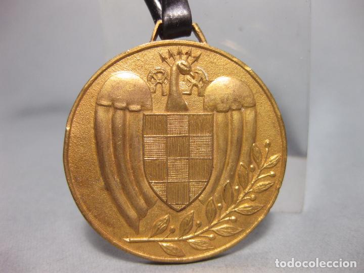 MEDALLA DE ORGANIZACIÓN DE LOS VI JUEGOS UNIVERSITARIOS NACIONALES - GRANADA 1956 - SEU (Coleccionismo Deportivo - Medallas, Monedas y Trofeos - Otros deportes)