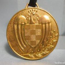 Coleccionismo deportivo: MEDALLA DE ORGANIZACIÓN DE LOS VI JUEGOS UNIVERSITARIOS NACIONALES - GRANADA 1956 - SEU. Lote 111037603