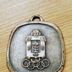 Coleccionismo deportivo: ANTIGUA MEDALLA DEPORTIVA - XXIX CCSO JUVENTUDES - VIZCAYA 1975. Lote 111506387