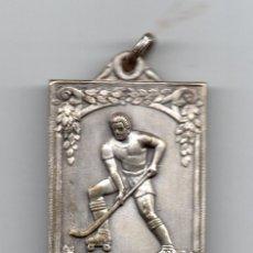Coleccionismo deportivo: HOCKEY PATINES PLAZA DEL SOL FIESTA MAYOR DE GRACIA 1954. Lote 115483599