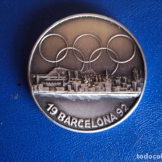 Sports collectibles - (F-180490)MEDALLA DE PLATA XXV OLIMPIADA 19 BARCELONA 92 - 119011495