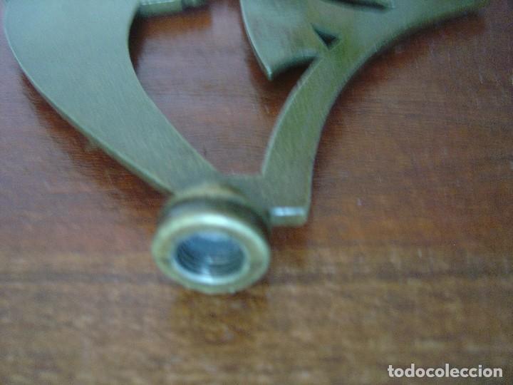 Coleccionismo deportivo: INSIGNIA O TROFEO DE TIRO AL BLANCO - Foto 2 - 122916343