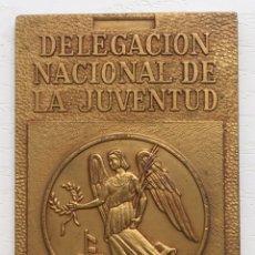 Coleccionismo deportivo: MEDALLA VIII CAMPEONATO DE ESPAÑA DE MINIBASKET 1971 - DELEGACIÓN NACIONAL DE JUVENTUD OJE. Lote 128139523