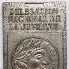 Coleccionismo deportivo: MEDALLA XXII JUEGOS ESCOLARES NACIONALES - SANTANDER 1970 - DELEGACIÓN NACIONAL DE JUVENTUD OJE. Lote 128139860