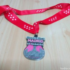 Coleccionismo deportivo: MEDALLA 1/2 MARATÓN MADRID. ROCK N' ROLL. 27 ABRIL 2014.. Lote 128153798