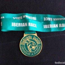 Coleccionismo deportivo: IBERIA RACE MEDALLA. Lote 129091187
