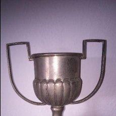 Sports collectibles - Trofeo copa 2 trofeo Agustín blazquez 1988 nadador campeón. Jerez - 131895082