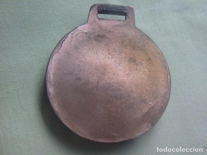 Coleccionismo deportivo: Medalla Baloncesto. Sin Inscripciones. - Foto 2 - 132746950