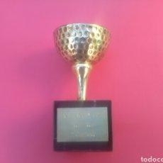Sports collectibles - Trofeo de golf de plata - 134785647
