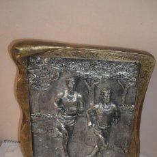 Coleccionismo deportivo: TROFEO TORNEO DE CARRERA. Lote 134849626