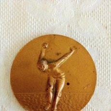 Coleccionismo deportivo: MEDALLA TROFEO PETANCA. Lote 135637159