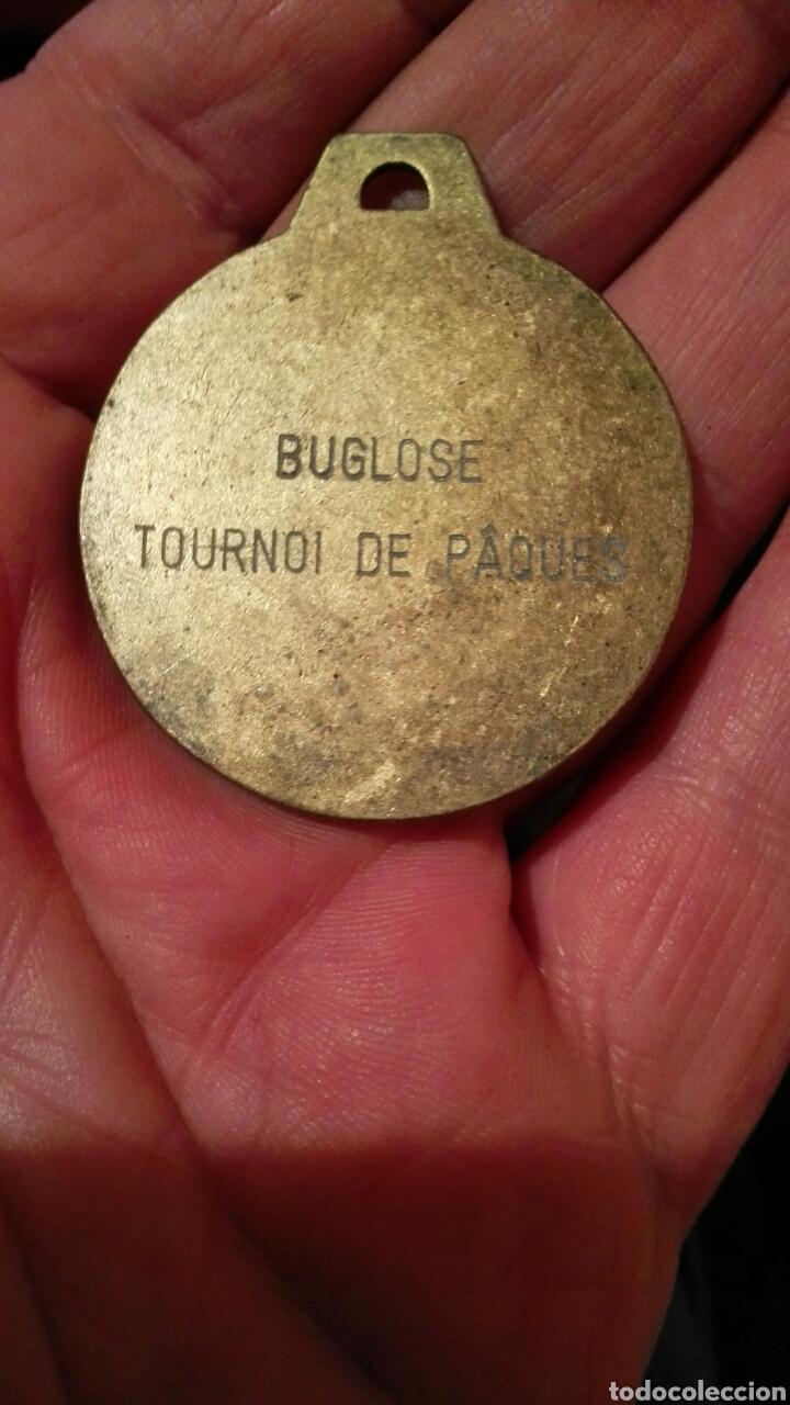 Coleccionismo deportivo: Sg. Medalla de baloncesto - Foto 2 - 135936577