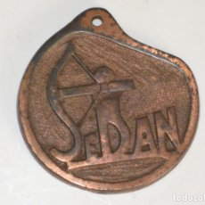Coleccionismo deportivo: MEDALLA DE 1977 A IDENTIFICAR.. Lote 137335354