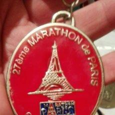 Coleccionismo deportivo: SG. MEDALLA MARATHON DE PARIS 2003. Lote 138895982
