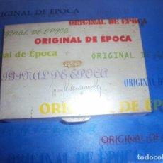 Coleccionismo deportivo: (F-181172)CAJA DE ORO Y PLATA DE JUAN A.SAMARANCH C.O.I.A ANDRÉS ZOLYOMY BICZO WATERPOLO. Lote 140974858